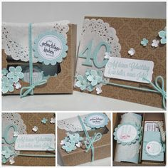 Box Bag, Stamping Up, Scrap, Stampin Up Cards, Place Cards, Goodies, Place Card Holders, Gift Boxes, Wrapping