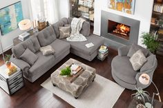 Sectionals are the MVPs of the furniture game: They're a lazy lounge area or a stylish party spot depending on what you need at that minute. But because of their versatility and the sheer number of sizes and configurations available, finding the right one can be overwhelming. Three easy questions will help you narrow down the choices.