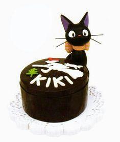 Kiki's Delivery Service, Studio Ghibli, cake; Anime Food