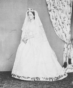 July 1, 1862 – Wedding of Princess Alice of the United Kingdom and Prince Ludwig of Hesse.  On July 1, 1862, at Osborne House, on the Isle of Wight, Princess Alice  married Prince Louis, the future Grand Duke of Hesse.