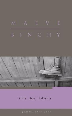 The Builders  by Maeve Binchy http://www.amazon.com/exec/obidos/ASIN/B002A7WVNU/hpb2-20/ASIN/B002A7WVNU If you are looking for a good quick book to read this one's for you. - The story is fine, but as has been mentioned, 87 pages, and those 87 pages are printed in a very large font. - She will be missed.