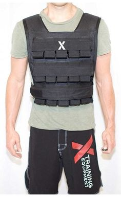 Weight Vest 65lb Free Shipping http://www.xtrainingequipment.com/Weight-Vest-65lb-Free-Shipping_p_281.html #weightvest #fitness