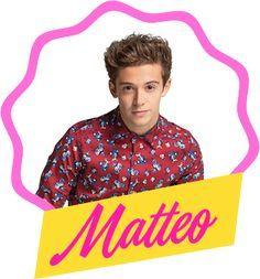 sin falta Mateo que italiano
