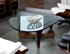 The Tribeca Coffee Table Originally Designed In 1944 By Isamu Noguchi Has  Become One Of The