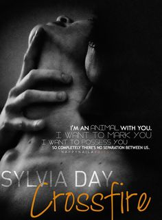 I'm an animal with you. I want to mark you.  Crossfire by @SylDay