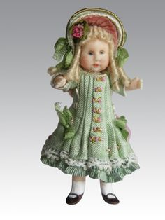 Doll by Victoria Heredia (Spain).
