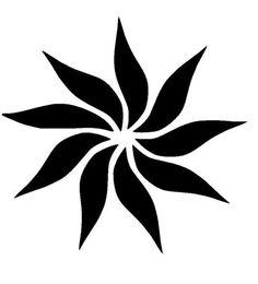 Stencil Patterns, Stencil Designs, Assiette Design, Flower Stencils, Photo Frame Design, Stencil Printing, Fabric Stamping, Desenho Tattoo, Wood Burning Patterns