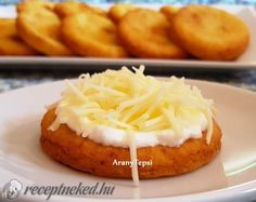 Érdekel a receptje? Crepes And Waffles, Hungarian Recipes, Leftovers Recipes, Potato Dishes, Winter Food, Vegetable Recipes, Bacon, Food And Drink, Cooking Recipes