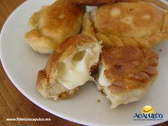 #gastronomiademexico Prueba las deliciosas empanadas de queso en Alejo de Acapulco. GASTRONOMÍA DE MÉXICO. Las empanadas de queso son una delicia y como las del restaurante Alejo de Acapulco, no hay dos, pues las hacen con una masa deliciosa y crujiente, así como con un queso que te encantará. Te invitamos a visitar la página oficial de Fidetur Acapulco, para obtener más información.
