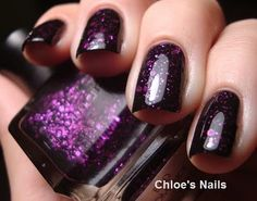 Chloe's Nails: Debbie Does French.....hee hee