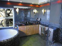 Waterfall Bathroom Overview