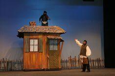 fiddler on the roof set design | Fiddler, on the roof