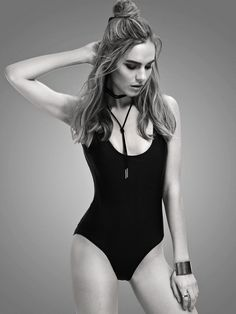 Black SheIn  swimsuit  for woman Black One Pieces & Monokinis Sexy Push Up Polyester YES Swimwear. #bañador #swimsuit #monokini #maillot #onepiece #bathingsuit