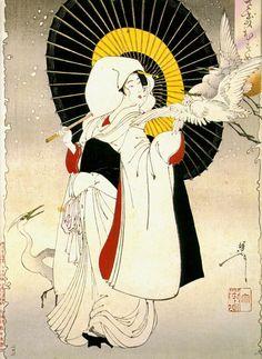 Yoshitoshi Tsukioka