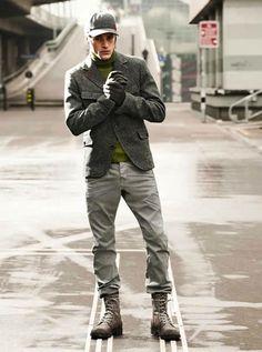 Strellson Sportwear F/W 2013 | mens fashion | menswear | mens style wear it like a man