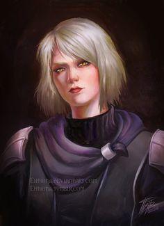 SWTOR: Lana Beniko by Ehtiona.deviantart.com on @DeviantArt