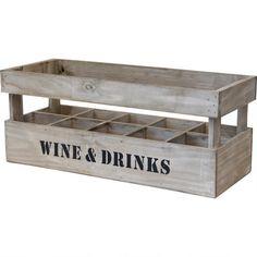 Ashworth Wine Rack - buy in Urban Barn Contemporary Furniture Stores, Modern Contemporary, Urban Barn, Wine Collection, Condo Living, Home Decor Accessories, Home Organization, 5 D, Backyard