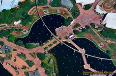 This amazing aerial photography of Walt Disney World is by Scott Keating. I'm pinning a link to his gallery here to introduce others to his work. His photos are for viewing only - please respect. #WaltDisneyWorld