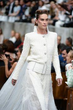 Chanel: Runway - Paris Fashion Week Haute-Couture F/W 2013-2014