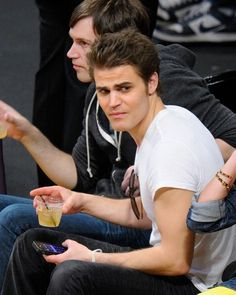 The Vampire Diaries, Paul Wesley Vampire Diaries, Vampire Diaries Seasons, Vampire Diaries Wallpaper, Vampire Diaries The Originals, Bae, Kellin Quinn, Stefan Salvatore, Cute Celebrities