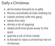 The Outsiders  Dally: Feeling the Christmas Spirit