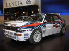 Lancia Delta HF 4WD - WRC 1987 Juha Kankkunen