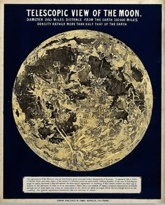 Geographical and astronomical illustrations from the mid-1800s by John Philipps Emslie (several via the Wellcome Collection)...