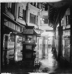 The Royal Arcade in Sydney in 1949. State Library of NSW.