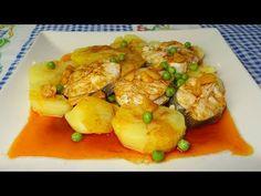 Potato Salad, Potatoes, Cooking, Ethnic Recipes, Yummy Yummy, Gastronomia, Sauces, Fish, Nice