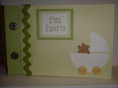 Baby Mini Photo Album