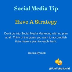 Always have a strategy when starting and running a social media marketing campaign. #socialmediamarketing… http://itz-my.com