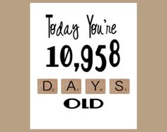 The Perfect Card To Celebrate That Milestone 65th Birthday 5x7 Is Printed On