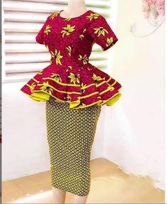 Ankara Fashion Styles For Amazing Women - African Outfits 2019 Ankara Fashion Styles For Amazing Women - African Fashion (African Wear) Latest Ankara Styles African Fashion Ankara, Latest African Fashion Dresses, African Dresses For Women, African Print Dresses, African Print Fashion, African Attire, African Wear, Latest Fashion For Women, Fashion Kids