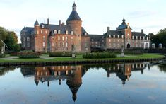Castle hotel in Isselburg, Germany, one of the world's most romantic hotels