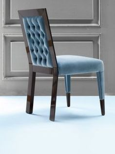 The Perfect World Cl Luxurious On Backed Velvet Chair Is A Touch Of Luxury When Added