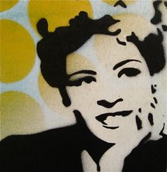 Billie Holiday. Perfect for a rainy day.