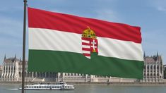 Hungarian Flag, Folk Art, Design, Popular Art