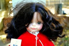 Sissy Beth's Doll Corner: Thrift Store Stories: Strike a pose