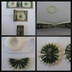 DIY Lei : How To Make A Money Lei Necklace