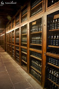 Blandy's Madeira wine cellars