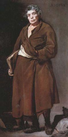 Velazquez, Aisopos, 1639-1640