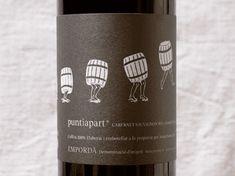 Puntiapart 2009 | '101 Etiquetas originales de vinos que no te dejarán impasible' by @Recetum