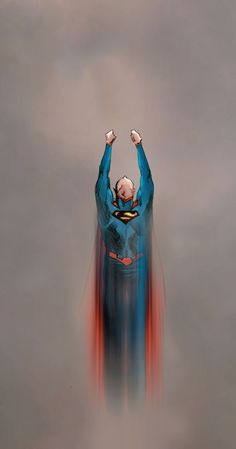 Superman by Jae Lee *