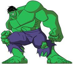 #Hulk #Clip #Art. (Earth's Mightiest Histories: Hulk) ÅWESOMENESS!!!™ ÅÅÅ+