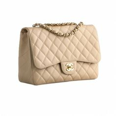 Chanel Beige Caviar Jumbo Classic Flap Bag...I have black maxi and reissue 226 but still need a jumbo