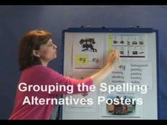 Debbie Hepplewhite introduces her alphabetic code chart and supporting visual aids from her online synthetic phonics programme 'Phonics