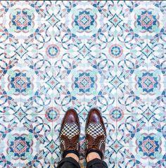 Tile footies Antwerpen