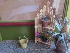 12 Fairy or Miniature Garden Accessories to Make #fairygardenideas