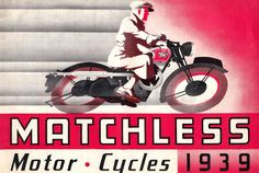 1939 Matchless MotorCycles
