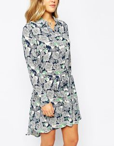 Image 3 of Pepe Jeans Simone Shirt Dress